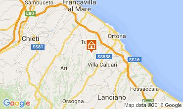 Mapa Ortona Villa 84580