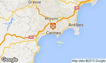 Mapa Cannes Estudio 87329