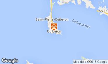 Mapa Quiberon Apartamento 82263