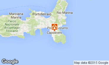 Mapa Capoliveri Apartamento 74185
