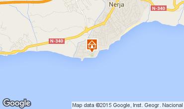 Mapa Nerja Apartamento 11482