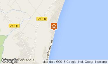 Mapa Pe��scola Apartamento 94261