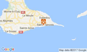 Mapa Saint Francois Villa 111533