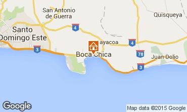 Mapa Santo Domingo Apartamento 99593