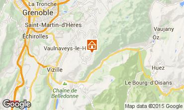 Mapa Chamrousse Estudio 66599