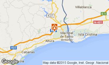 Mapa Altura Villa 38094