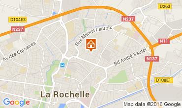 Mapa La Rochelle Casa 104554