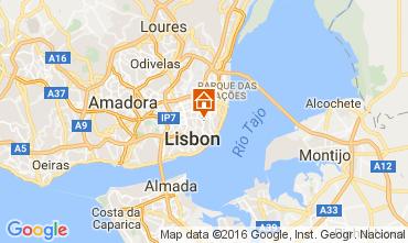 Mapa Lisboa Apartamento 106641
