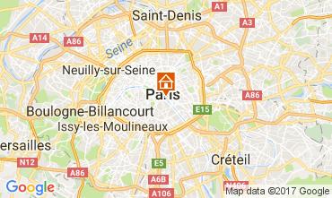 Mapa PARÍS Apartamento 111446