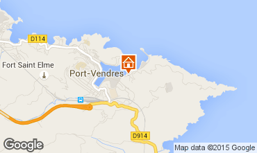 Mapa Port Vendres Carromato 98654