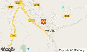 Mapa Morzine Apartamento 39671