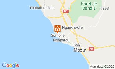 Mapa La Somone Villa 99154
