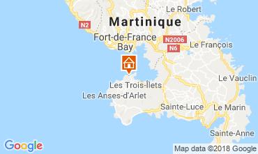 Mapa Trois Ilets Apartamento 117239