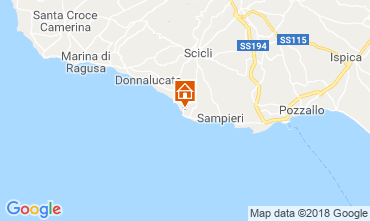 Mapa Scicli Apartamento 69283