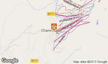 Mapa Chamrousse Estudio 757