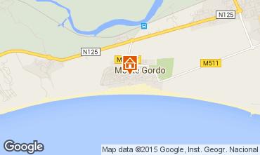 Mapa Monte Gordo Apartamento 83178