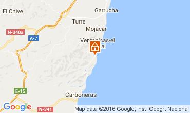 Mapa Mojácar Villa 107056