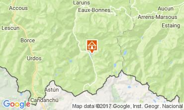 Mapa Artouste-Fabrèges Estudio 4788