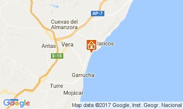 Mapa Vera Apartamento 108123