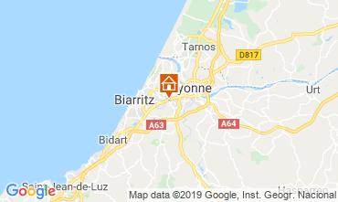 Mapa Biarritz Estudio 6356