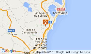 Mapa Alicante Villa 102644