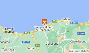 Mapa Cefal� Apartamento 65316