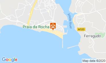 Mapa Praia da Rocha Estudio 53606
