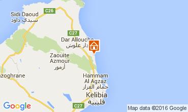Mapa Kelibia Casa 35574