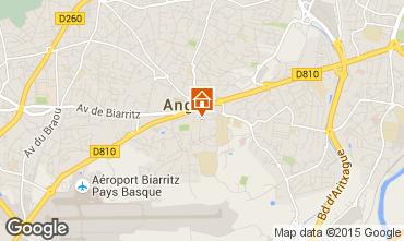 Mapa Biarritz Apartamento 97208