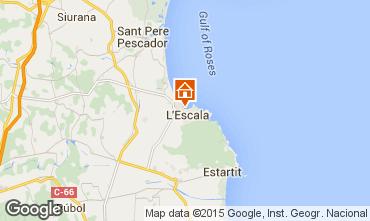 Mapa La Escala Apartamento 69521