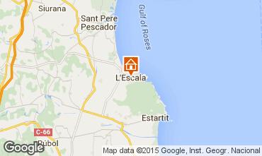 Mapa La Escala Apartamento 94295