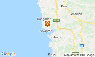 Mapa Novigrad Estudio 92934