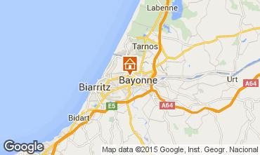 Mapa Bayona Villa 77681