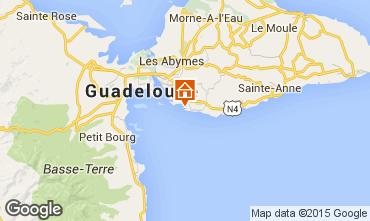 Mapa Gosier (Guadalupe) Estudio 8007