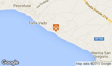 Mapa Torre Vado Villa 92878