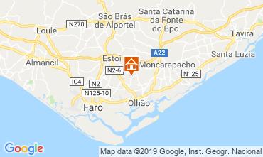 Mapa Luz de Tavira Villa 65351