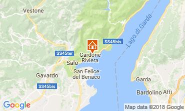 Mapa Gardone Riviera Apartamento 114062