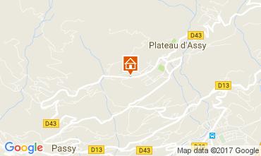 Mapa Passy Apartamento 99064