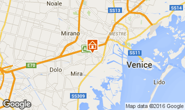 Mapa Venecia Apartamento 49526