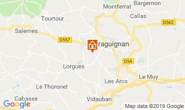 Mapa Lorgues Villa 118602
