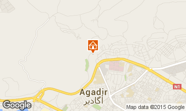 Mapa Agadir Villa 76643
