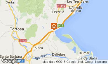 Mapa La Ampolla Villa 63018