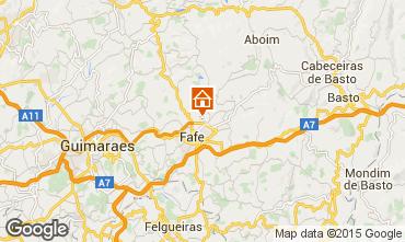 Mapa Guimarães Casa rural 50906