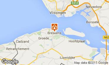 Mapa Breskens Apartamento 47117