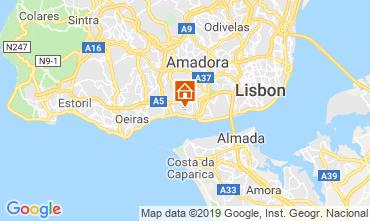 Mapa Lisboa Apartamento 86633