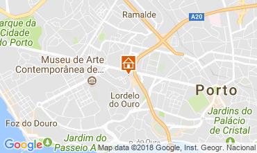 Mapa Oporto Apartamento 113187