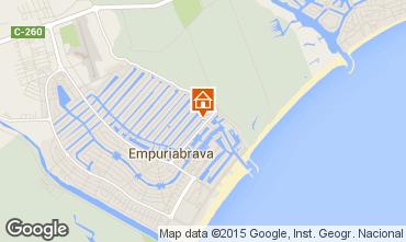 Mapa Ampuriabrava Villa 53410