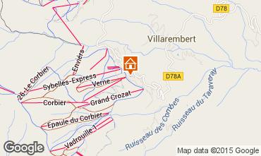 Mapa Le Corbier Estudio 46229