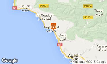 Mapa Agadir Villa 9731