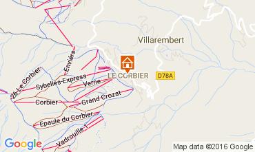 Mapa Le Corbier Estudio 106438
